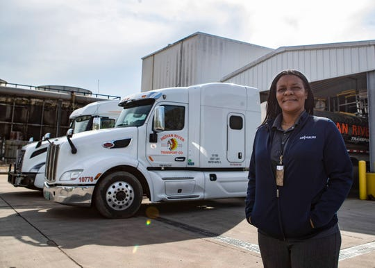 Operations manager Janice Williams plans to hire more workers at the Fleischmann's Yeast plant in Memphis.