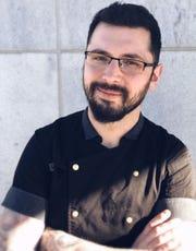 Headshot of Sinema Chef Kyle Patterson