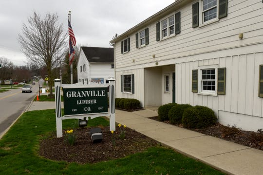 Granville Lumber Company announced its permanent closure on Tuesday, March 31, 2020.