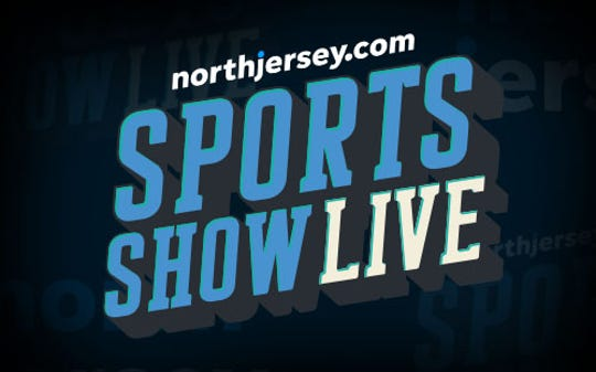 "The logo for the ""NorthJersey.com Sports Show."""