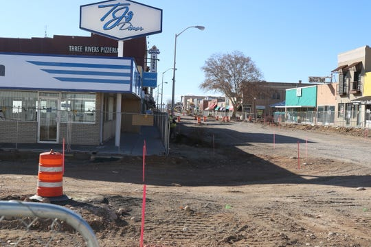 """TJ's Diner in downtown Farmington is the first San Juan County business to take part in the """"Buy for Tomorrow Today"""" campaign launched by the New Mexico Economic Development Department."""