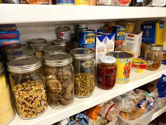 Everybody's pantry is different. There's no need to stock one to start. Cook what you like and let it build naturally.