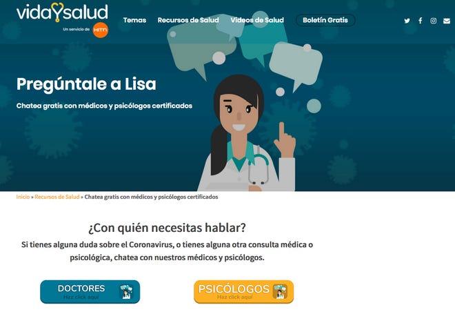 Doctores y psicólogos abren canal directo con hispanos en EEUU.