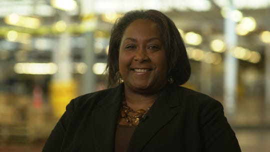Rochelle Barton found inspiration – and a new career interest – thanks to Detroit at Work, an organization whose federal funding is determined in part through census results.