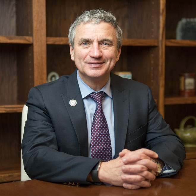 Mark Zupan is President of Alfred University.