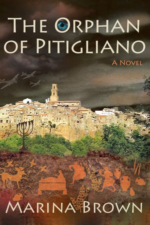 Marina Brown's interest in Pitigliano, Italy, began more than 20 years ago.