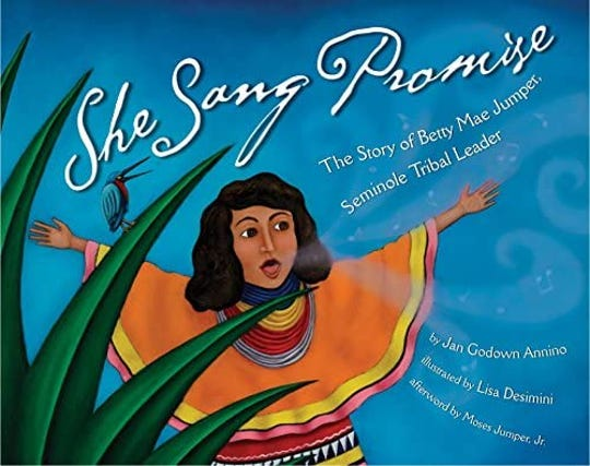 She Sang Promise, a children's book by Jan Godown Annino.
