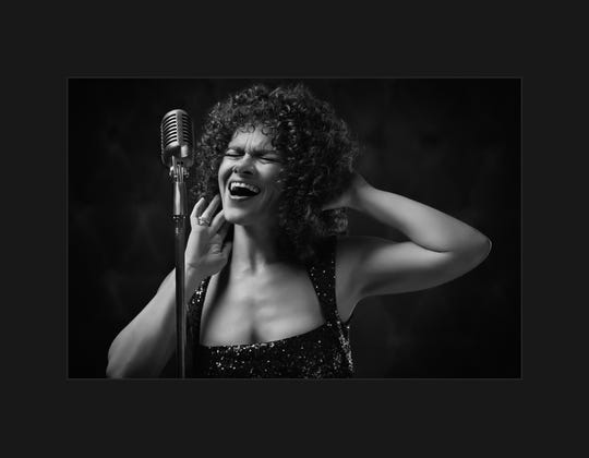 The Lounge Singer by Kira Derryberry