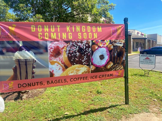 Donut Kingdom is opening a new location.