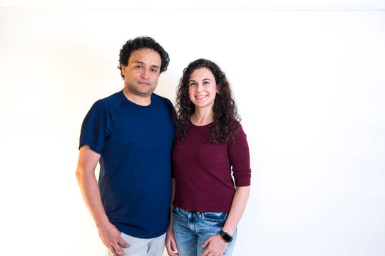 Juan Perilla and Jodi Hadden-Perilla are racing against the clock to build a simulation of the novel coronavirus in an effort to learn more about its life cycle to help lead the way to effective vaccines and drugs.