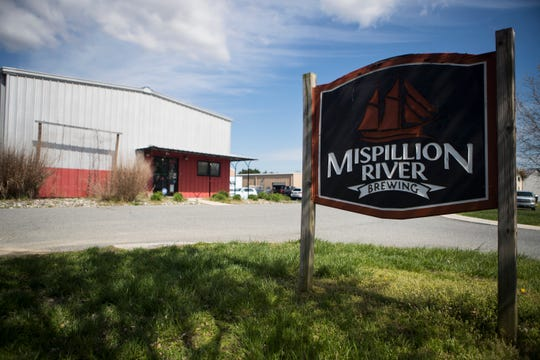 Mispillion River Brewing in Milford hopes state and federal loans can help keep them afloat until the coronavirus pandemic is over.