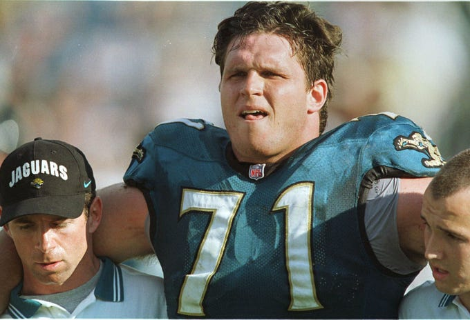 Tony Boselli, former NFL player