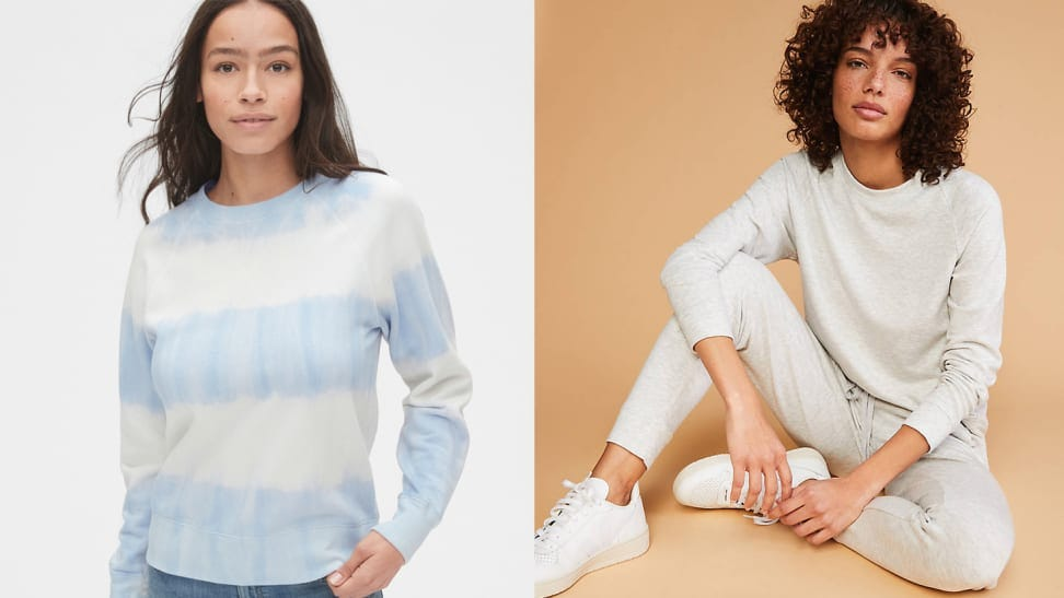 in A World Where You Can Be Anything Be Kind Womens Cozy Relaxed Fit Fleece Longsleeve Sweater