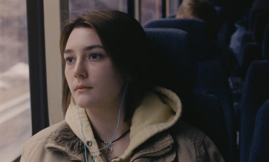 "Sidney Flanigan stars as a teen girl who travels to New York City for an abortion in the drama ""Never Rarely Sometimes Always."""