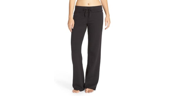 Rise and shine in these pants.