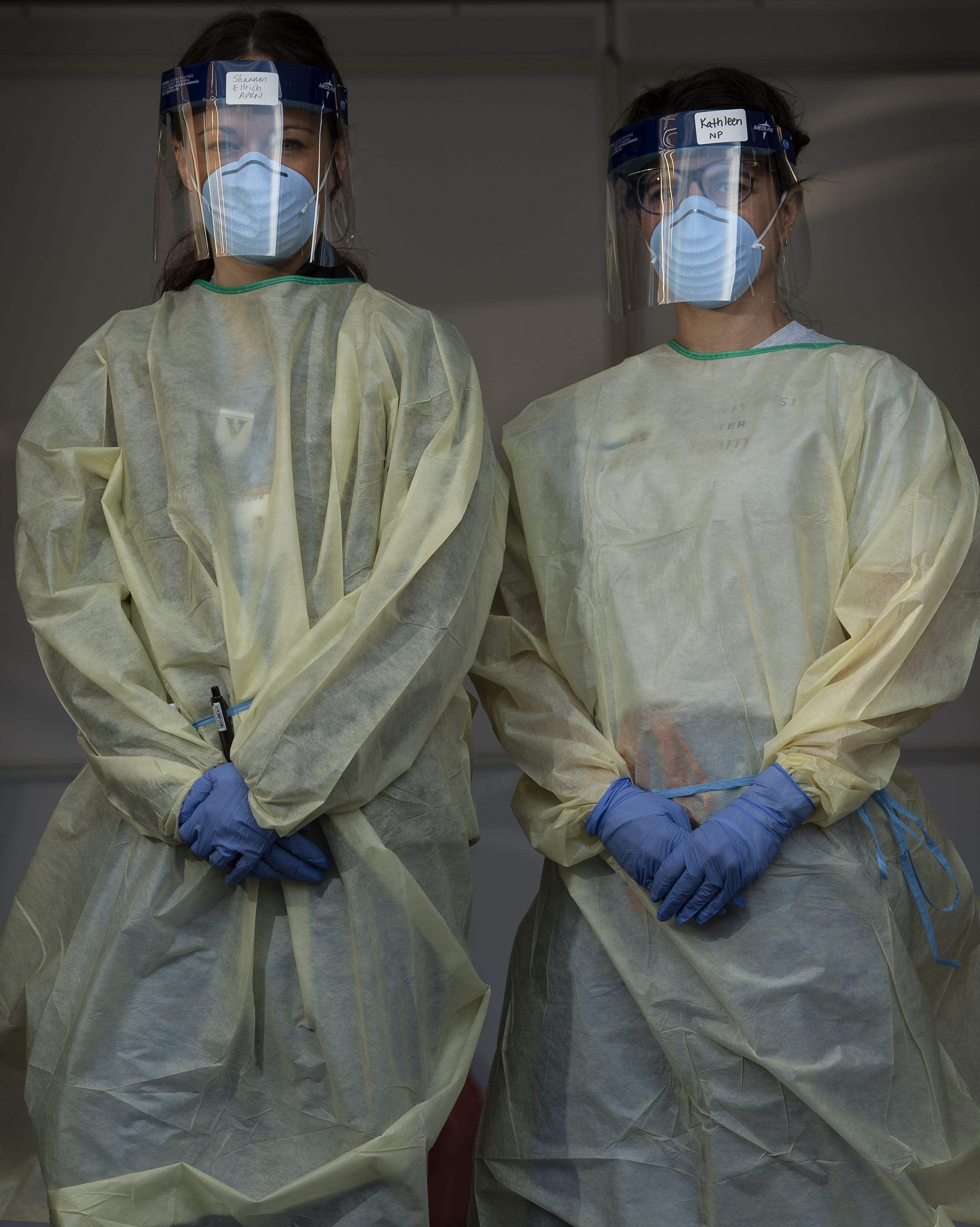 Vanderbilt Medical Center nurse practitioners