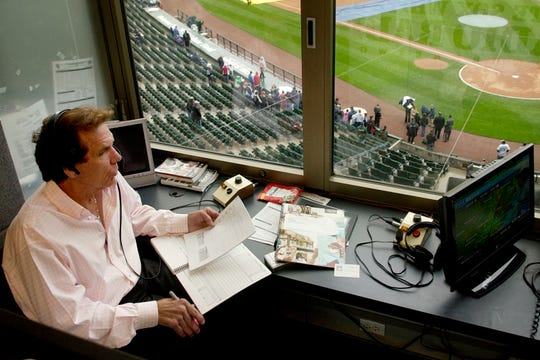 Ed Farmer, a former All-Star reliever who spent nearly three decades as a radio broadcaster for the Chicago White Sox, has died. He was 70.