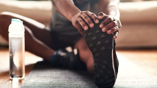 Regular exercise is a great way to improve the quality of your sleep.