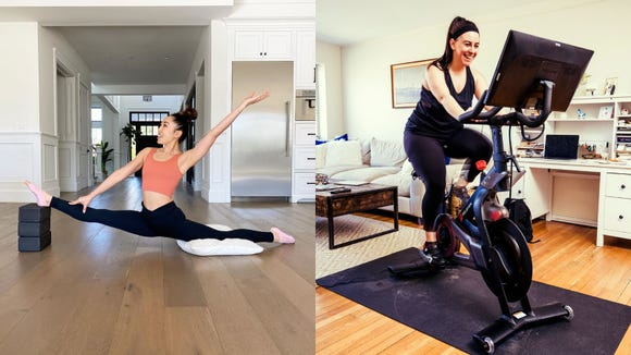 The Best Online Fitness Classes For Working Out At Home
