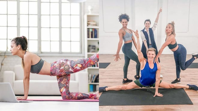 POPSUGAR fitness classes makes it feel like you left your living room to go to a fitness studio