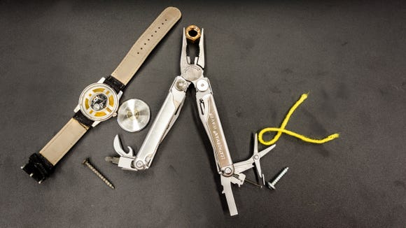 All the necessary tools in one place.