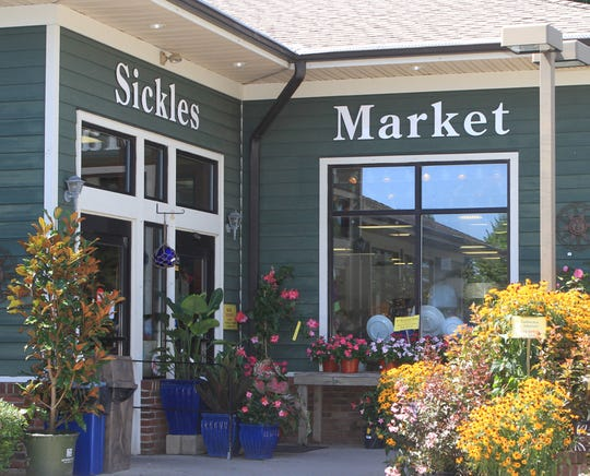 Sickles Market in Little Silver, a century-old family business that provides everything for the home, garden, kitchen, and pantry. Monday, August 5, 2013. STAFF PHOTOGRAPHER/MARY FRANK - NEWS - LITTLE SILVER - 8/5/13.