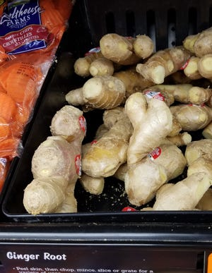 Want to grow your own culinary ginger? PIck some up next time you're grocery shopping.