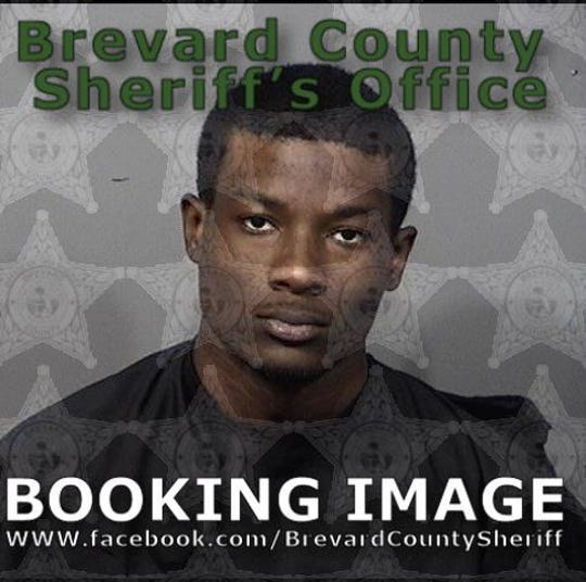 Quantay Byrom, 20, was charged with capital murder in the shooting death of 62-year-old Ricky Gilbert of Titusville.