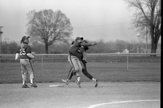 Unioto defeated Piketon 9-2 in April 1993. Unioto pitcher Aubrey Eblin allowed only two hits during the game.
