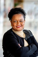 Pamela Alexander, director of community relations at the Ford Motor Company Fund, coordinates philanthropic partnerships in the U.S. She is is pictured here in February.