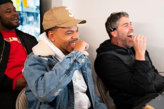 "Chance the Rapper hosts Quibi's ""Punk'd"" reboot."