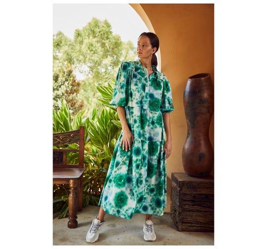 Clayton Dress by Hunter Bell