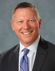 Rich Rasmussen, president and CEO of the Montana Hospital Association,