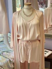 Underpinnings Lingerie has a wide variety of loungewear for sale at its Norton Commons shop.