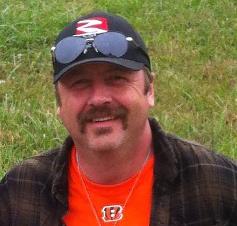 ARon Jordan, 49, of Boyd County, passed away March 31. He died from the coronavirus, his family said.