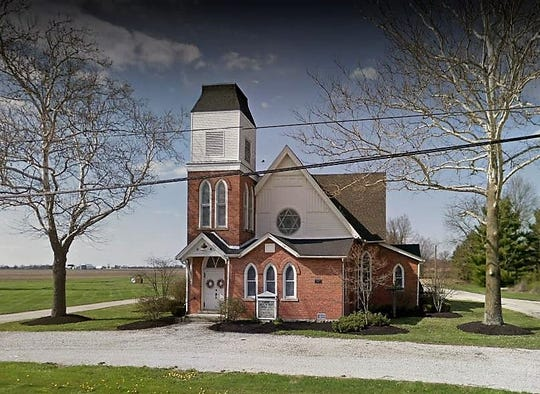 The church in Claridon opened in 1885 and is still in use by the Claridon United Methodist congregation.