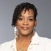 T'sharin Moncrief, founder/director of Women of Refined Gold