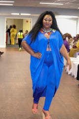 Women of Refined Gold hosts a fashion show to help victims build their self-esteem.