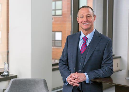 Englewood Health CEO Warren Geller.