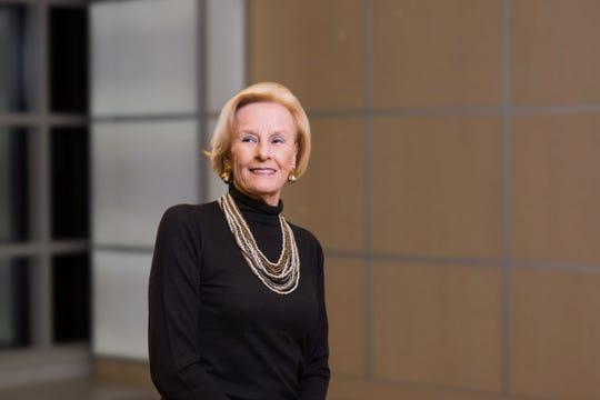 Maggie Kaplen, president of The Kaplen Foundation.