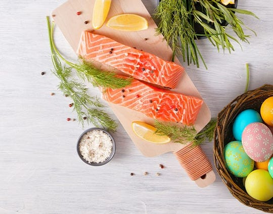 Joe Muer Seafood in Bloomfield Hills is one of many places offering specialty dinners for Easter this year.