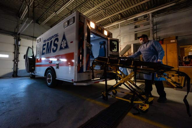 Tr-Hospital EMS may now administer a treatment to COVID-19 patients in their own homes or a long-term care facility.