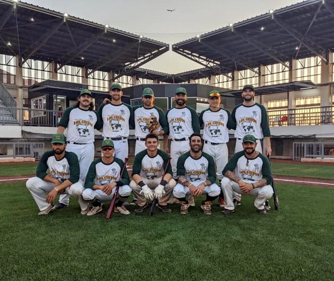 Bryan Ruby, a former Vassar College baseball standout, was touring South America with his Los Chivos team during the coronavirus outbreak in March.