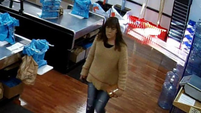 Anyone who can identify the woman is asked to call East Real Township Police at (717) 355-5302.