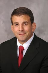 St. Cloud State wrestling coach Steve Costanzo was named the National Wrestling Coaches Association's NCAA Division II National Coach of the Year for 2019-20 on Thursday, April 2, 2020.