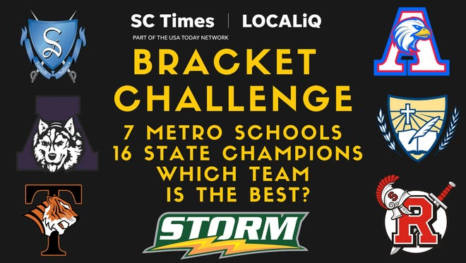 Visit www.sctimes.com/sports to vote in the bracket challenge.