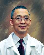 Theodore Moon is a pulmonologist at the Intermountain Dixie Regional Medical Center intensive care unit.