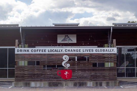 RedEye Coffee re-opens Monday.