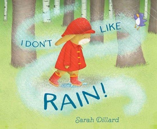 I DonÕt Like Rain by Sarah Dillard
