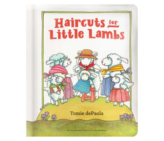 Haircuts for Little Lambs and Too Many Bunnies by Tomie dePaola